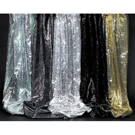 Rosco Glame - Black/Iridescent - 48in. x 30' Roll