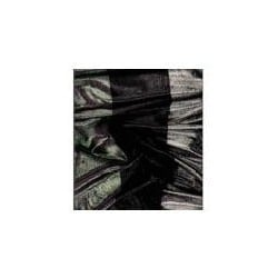 Rosco Showcloth - Black-Silver - 47in. x 30' Roll