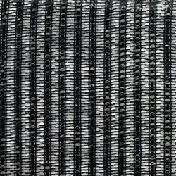 Rosco Shimmer Scrim - Black/Clear/Black - 47in. x 30' Roll