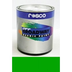 Rosco Off Broadway Emerald Green - Gallon