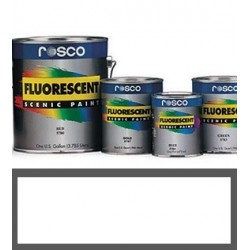 Rosco Fluorescent Paint - 5785 - Invisible Blue Pint
