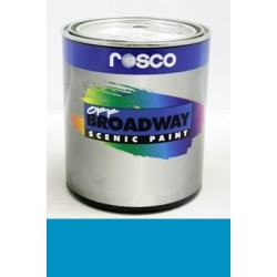 Rosco Off Broadway Paint - 5372 - Sky Blue Gallon