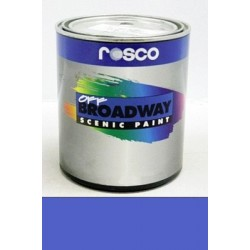 Rosco Off Broadway Paint - 5373 - Pthalo Blue Gallon