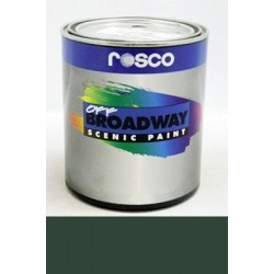 Rosco Off Broadway Paint - 5374 - Imperial Green Gallon