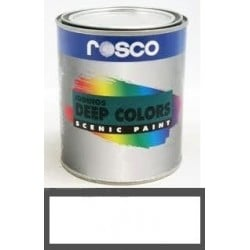 Rosco Iddings Deep Color Paint - 5551 - White 5 Gallons