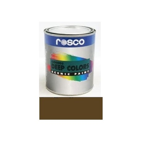 Rosco Iddings Deep Color Paint - 5557 - Raw Umber Gallon