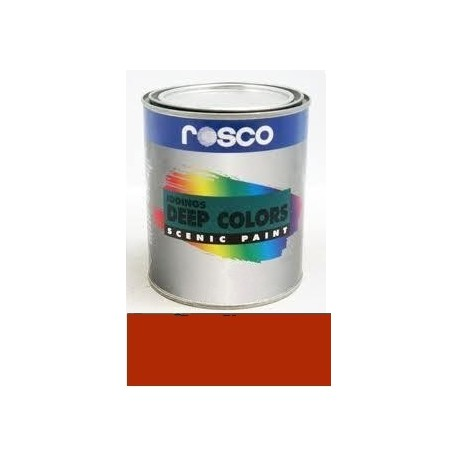 Rosco Iddings Deep Color Paint - 5560 - Red Gallon