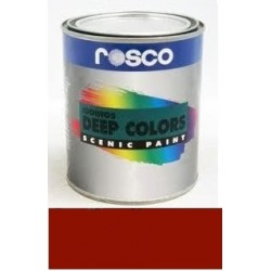 Rosco Iddings Deep Color Paint - 5561 - Dark Red Gallon