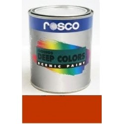 Rosco Iddings Deep Color Paint - 5562 - Bright Red Quart