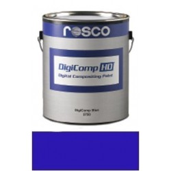 Rosco Digicomp HD Paint - 5750 - Blue Gallon
