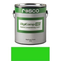 Rosco Digicomp HD Paint - 5751 - Green Gallon