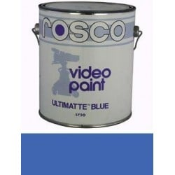 Rosco Ultimatte Paint - 5720 - Blue Gallon