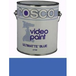 Rosco Ultimatte Paint - 5720 - Blue 5 Gallon
