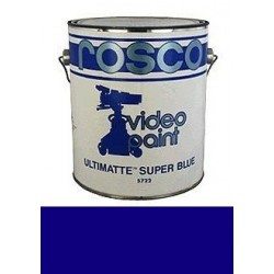 Rosco Ultimatte Paint - 5722 - Super Blue Gallon