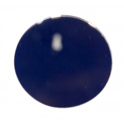 Rosco Permacolor - 5.25in. Round Dichroic Glass - 34200 Deep Purple