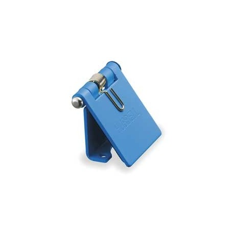 Hubbell Cam-Lok Snap Back Cover - Blue