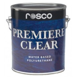 Rosco Premiere Clear - Gloss - Gallon