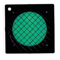 Rosco Permacolor Gridded Safety Frame 7.5in. x 7.5in.