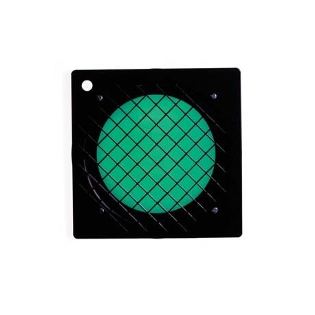 Rosco Permacolor Gridded Safety Frame 10in. x 10in.
