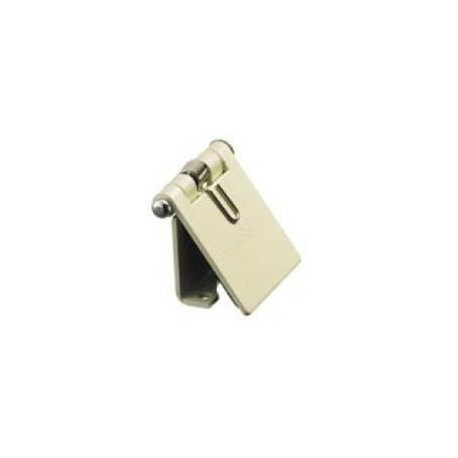 Hubbell Cam-Lok Snap Back Cover - White