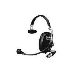 Clear Com CC-40 Headset Single Ear Economy 4 Pin Female XLR