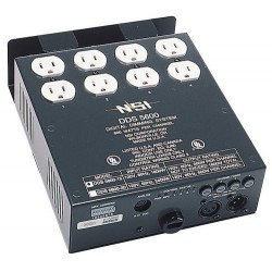 Leviton DDS 5600 4 Channel Dimmer Pack - 600W 20 Amp