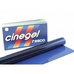 Rosco Cinegel 3202 Full Blue - T8 24in. Roscosleeve Gel