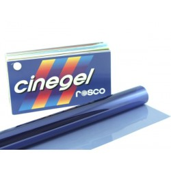Rosco Cinegel 3206 Third Blue - T8 24in. Roscosleeve Gel