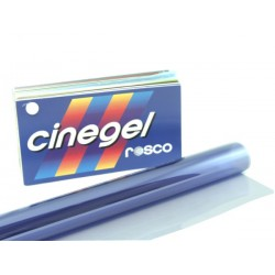 Rosco Cinegel 3216 Eighth Blue - T8 24in. Roscosleeve Gel