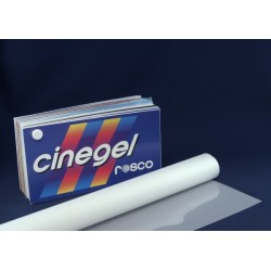 Rosco Cinegel 3001 Light Tough Rolux - T8 24in. Roscosleeve Gel