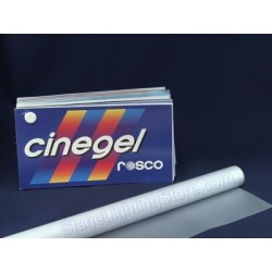 Rosco Cinegel 3004 Half Density Soft Frost - T8 24in. Roscosleeve Gel