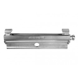 Light Source 16in. Mega Beam Clamp - 3 Ton - Aluminum Finish - Light Source MBC3T-16M