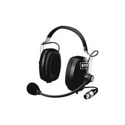 Clear Com CC-60 Headset Double Ear Economy 4 Pin