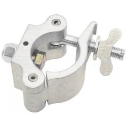 Light Source Mega-Coupler - Aluminum Finish - Light Source MLM