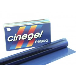 Rosco Cinegel 3203 Three Quarter Blue - T12 48in. Roscosleeve Gel