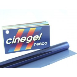 Rosco Cinegel 3204 Half Blue - T12 48in. Roscosleeve Gel