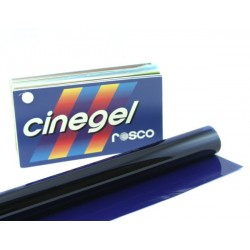 Rosco Cinegel 3220 Double Blue - T12 48in. Roscosleeve Gel