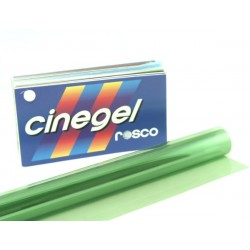 Rosco Cinegel 3315 Tough 1/2 Plusgreen - T12 48in. Roscosleeve Gel