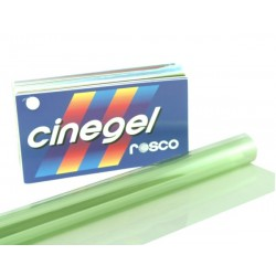 Rosco Cinegel 3317 Tough 1/8 Plusgreen - T12 48in. Roscosleeve Gel