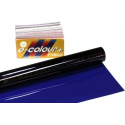 Rosco E-Colour 079 Just Blue - T12 48in. Roscosleeve Gel