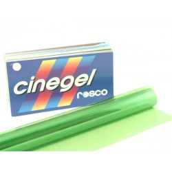 Rosco Cinegel 3304 Tough Plusgreen - T12 96in. Roscosleeve Gel