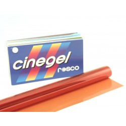 Rosco Cinegel 3441 Full Straw CTS - T12 96in. Roscosleeve Gel