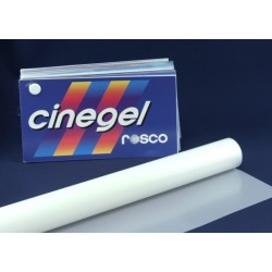 Rosco Cinegel 3009 Light Tough Frost - T12 96in. Roscosleeve Gel