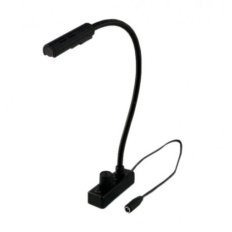 Littlite 12in Gooseneck LED Lamp Set w/ Mounting Kit & No Power Supply