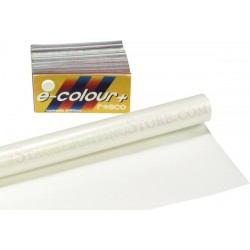 Rosco E-Colour 252 Eighth White Diffusion - 21in. x 24in. Sheet