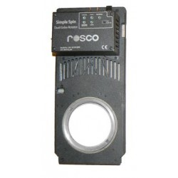 Rosco Simple Spin Dual Gobo Rotator