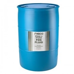 Rosco Stage & Studio Fog Fluid - 50 Gallon Drum