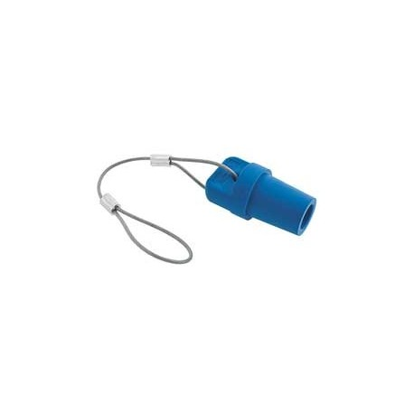 Hubbell Male Protective Cap - Blue