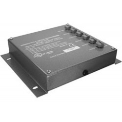 Doug Fleenor Enhanced2 DMX512 Isolated Splitter with Wall Mount Enclosure - 5 Outputs 1 Input