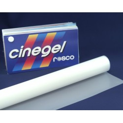 Rosco Cinegel 3040 Powder Frost - T8 48in. Quicksleeve